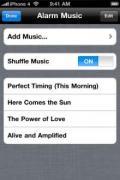 PushClock   Music Alarm Clock mobile app for free download
