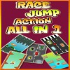 Race Jump Action All in 1 mobile app for free download