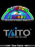Rainbow Islands mobile app for free download