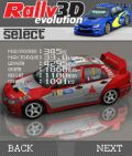 Rally Evolution 3D mobile app for free download