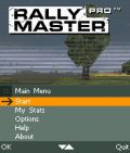 Rally Pro Master Nokia Version mobile app for free download