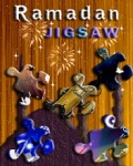 Ramadan Jigsaw 176x220 mobile app for free download