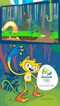 Rio 2016: Vinicius Run mobile app for free download