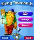 Rising Diamonds mobile app for free download
