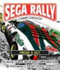 SEGA RALLY mobile app for free download