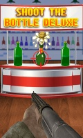 SHOOT THE BOTTLE DELUXE mobile app for free download