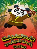 Samurai Panda Run  Free (240x320) mobile app for free download