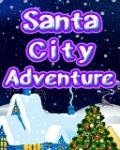 Santa City Adventure 128x160 mobile app for free download