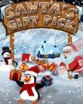 Santa Gift Pick 320x240 mobile app for free download