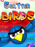 Scatter Birds 240x320 mobile app for free download