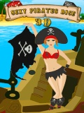 Sexy Pirates Dice 3D  Free (240x320) mobile app for free download