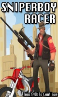 Sniper Boy Racer mobile app for free download