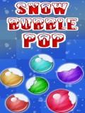 Snow Bubble Pop mobile app for free download