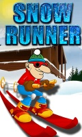 Snow Runner  Free (240x400) mobile app for free download
