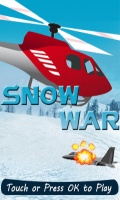 Snow War   Free Game(200 x 400) mobile app for free download