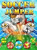 Soccer Jumper 240x320 Java Game mobile app for free download