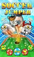 Soccer Jumper 240x400 Java Game mobile app for free download