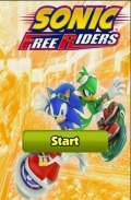 Sonic Free Riders Games mobile app for free download