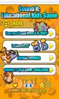 Sound It:Educational Kids Game mobile app for free download