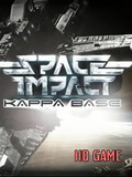Space Impact Kappa Base HD mobile app for free download