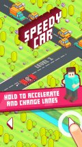 Speedy Car   Endless Rush mobile app for free download