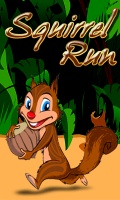Squirrel Run Free 240x400 mobile app for free download