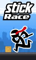 Stick Race mobile app for free download