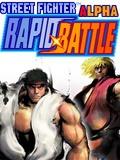 Street Fighter: alpha rapid battle mobile app for free download