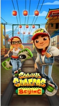 Subway Surfers Beijing mobile app for free download