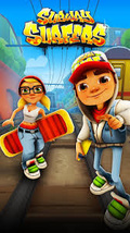 Subway Surfers Christmas Edition mobile app for free download