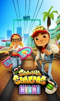 Subway Surfers Miami HD mobile app for free download