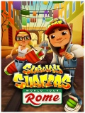 Subway Surfes Rome mobile app for free download