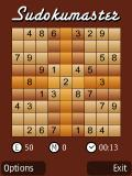 SudokuMaster mobile app for free download