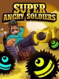 Super Angry Soldiers mobile app for free download