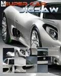 Super Car Jigsaw 176x220