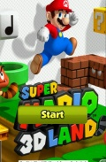 Super Mario 3D Land Games mobile app for free download