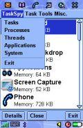 TaskSpy for P800 P900 P910 mobile app for free download