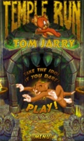 Temple Run Tom Jarry mobile app for free download