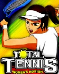 Total Tennis 176x220 mobile app for free download