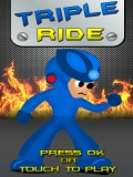 Triple Ride (240x320) mobile app for free download