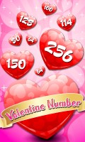 Valentine Number mobile app for free download