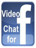 Video chat for Facebook mobile app for free download