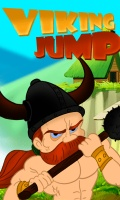 Viking Jump   Download Free (240x400) mobile app for free download