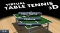 Virtual Table Tennis 3D Pro mobile app for free download