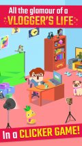 Vlogger Go Viral   Clicker Game & Vlog Simulator mobile app for free download