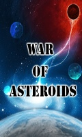 War of Asteroids   Free (240x400) mobile app for free download