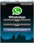 Whats App Messanger mobile app for free download