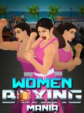 Women Boxing Mania240x320 mobile app for free download