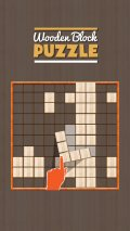 Wooden Block Puzzle mobile app for free download