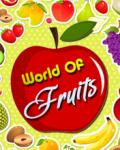 World Of Fruits (176x220) mobile app for free download
